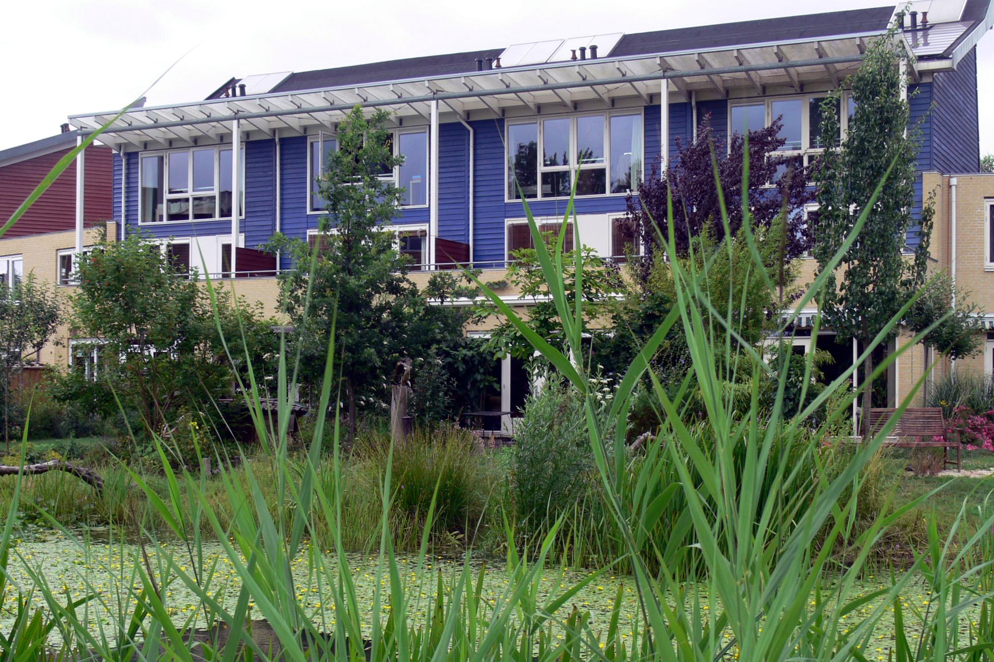 EVA-Lanxmeer - woningen